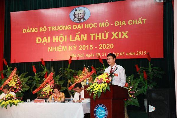 Đại học Mỏ - Địa chất tổ chức lễ tưởng nhớ Thứ trưởng Bộ GD&ĐT Lê Hải An