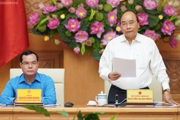 Thủ tướng: Cần khởi kiện doanh nghiệp nợ bảo hiểm