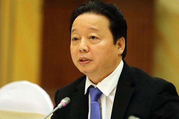 Bộ trưởng TN&MT nói về vụ Viwasupco: 'Sự cố hi hữu, vi phạm nghiêm trọng!'