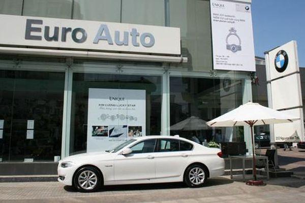 Vụ buôn lậu ô tô BMW: Công ty Âu Châu vẫn phải nộp 53,5 tỷ đồng