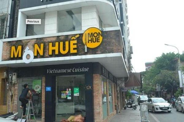 Lý giải nguyên nhân đóng cửa chuỗi nhà hàng Món Huế