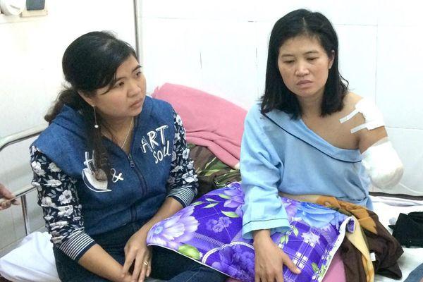 Cô giáo bị tai nạn mất cánh tay khi đến trường xa 130 km đã có tin vui