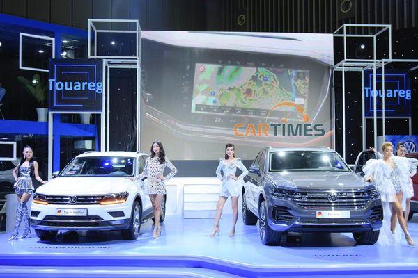 Volkswagen chốt giá mẫu SUV 'sang' Touareg tại thị trường Việt Nam