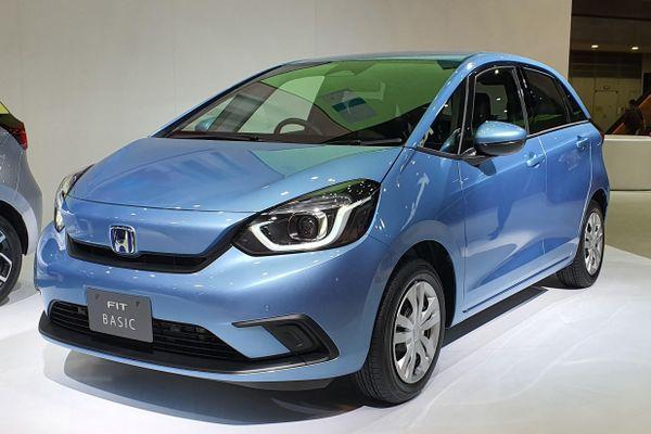 Honda Jazz 2020 bỏ góc cạnh, thiết kế bo tròn dành cho nữ