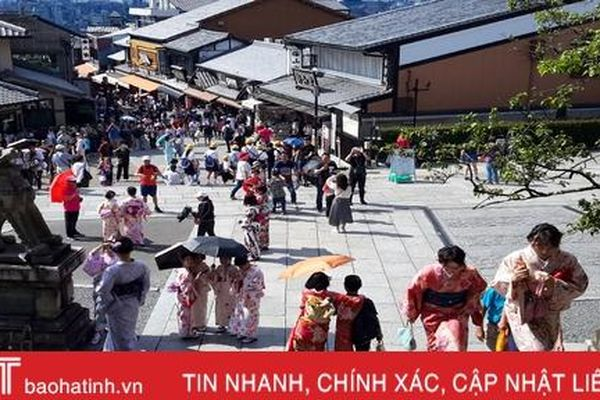 Người dân Nhật Bản ứng xử với môi trường (bài 3): Văn minh lễ hội ở 'đất nước mặt trời mọc'