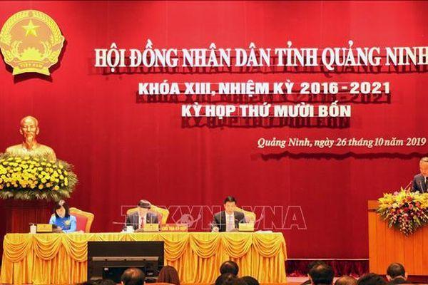 Quảng Ninh ra Quyết nghị tán thành sáp nhập huyện Hoành Bồ vào TP Hạ Long