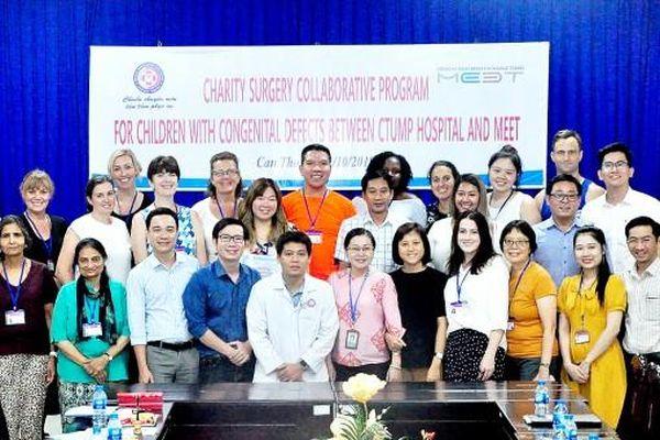 Hiệu quả từ chương trình hợp tác y tế với MEET
