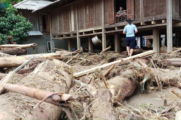 Trước tháng 12 phải có nhà cho người dân vùng lũ Thanh Hóa