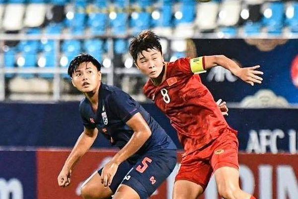 HLV Thái Lan: 'U19 nữ Việt Nam chơi quá tốt'