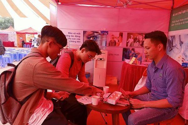 Lễ hội Việc làm – Job Festival: Nhu cầu nhiều, nguồn tuyển ít