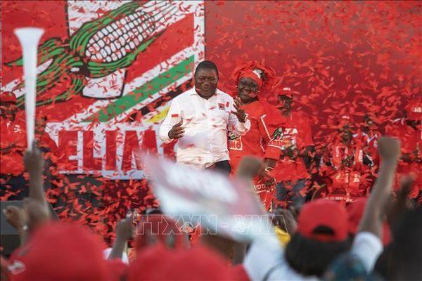 Tổng tuyển cử tại Mozambique: Đảng Frelimo cầm quyền giành chiến thắng áp đảo