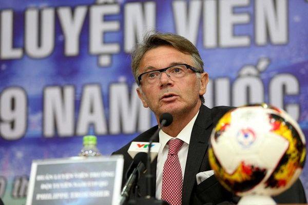 Tầm nhìn bóng đá của HLV Philippe Troussier khi được VFF giao trọng trách