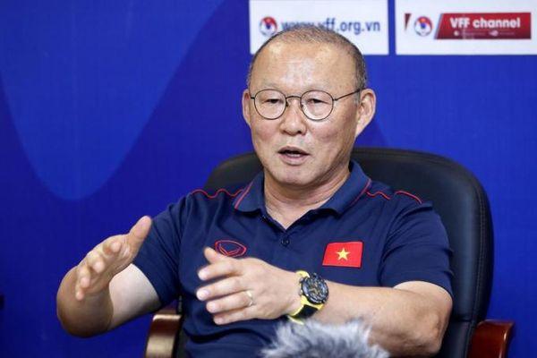 HLV Park Hang Seo lọt vào tốp 6 huấn luận viên xuất sắc nhất Đông Nam Á