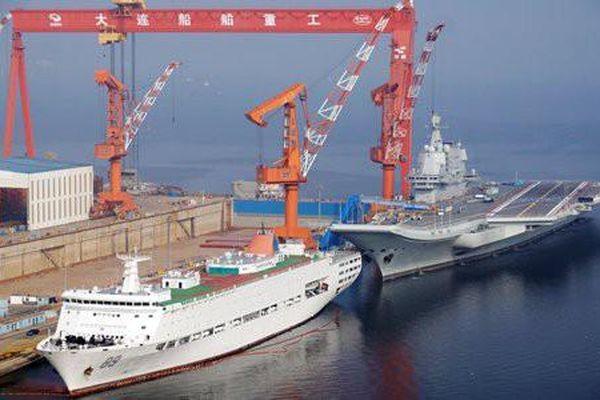 Trung Quốc sắp biên chế tàu sân bay thứ hai