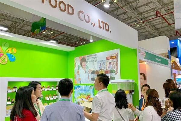 200 doanh nghiệp góp mặt tại Vietfood & Beverage - Propack 2019