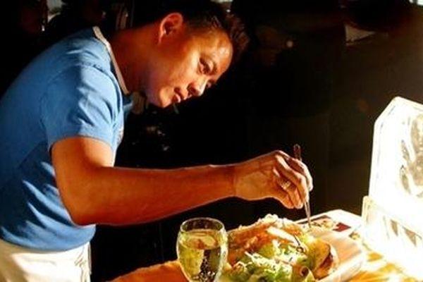 Đầu bếp nổi tiếng Canada trình diễn chế biến ẩm thực tại Việt Nam