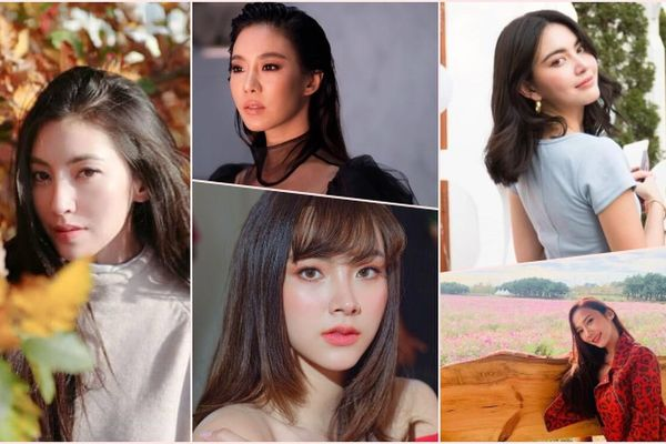 5 nữ diễn viên được truyền thông Thái Lan nhắc nhiều nhất 2019: Không thể thiếu Baifern - Mai Davika và Bella Ranee