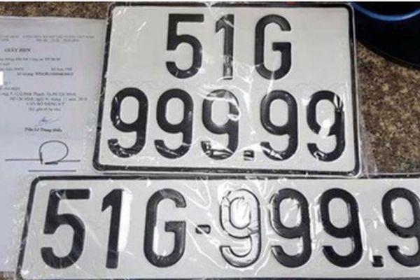 Thông tin bất ngờ về xe BMW biển số ngũ quý 99999 ở TP.HCM