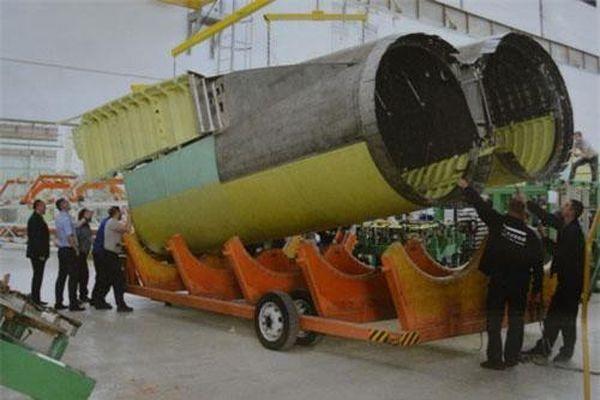 Cận cảnh khoang động cơ cực khủng của siêu oanh tạc cơ Tu-160M2