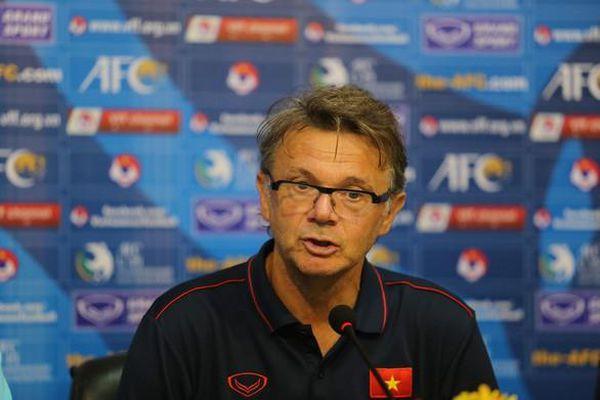 HLV Troussier tiếc vì U19 Việt Nam có thể thắng đậm hơn
