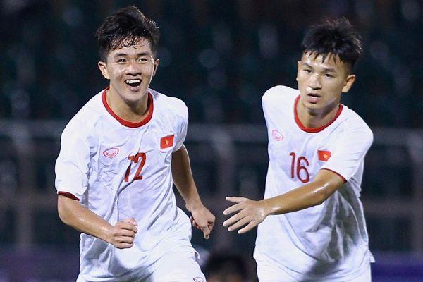 U19 Việt Nam giành chiến thắng 4-1 trước Guam tại vòng loại châu Á
