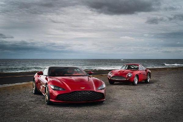 Aston Martin DBS GT Zagato và DB4 GT Zagato hơn 9 triệu USD