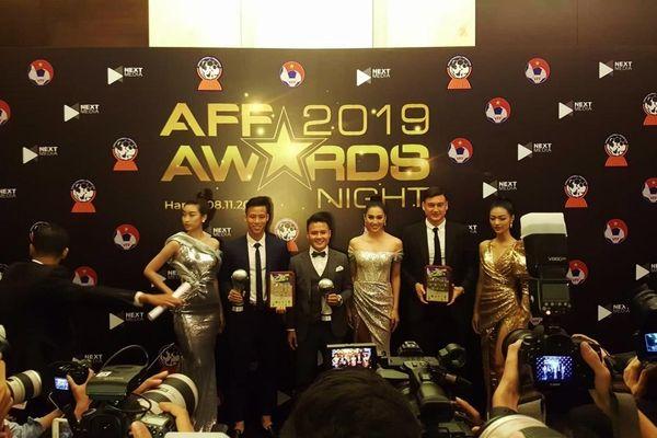 AFF Awards Night 2019: Việt Nam khẳng định vị thế số 1