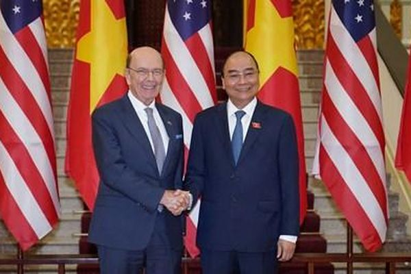 Quan hệ Việt Nam – Hoa Kỳ ngày càng hiệu quả
