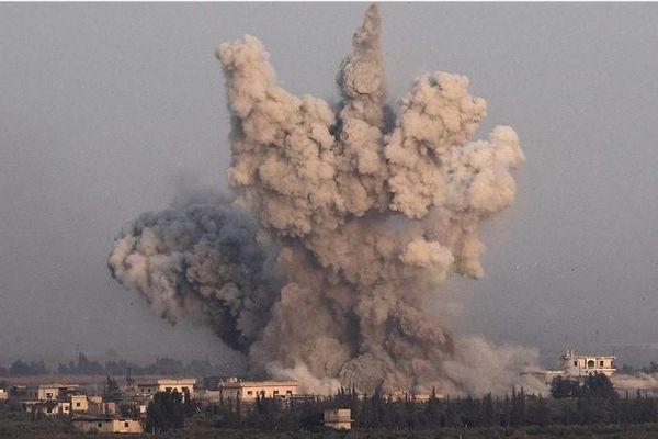Hoa Kỳ chỉ trích các cuộc không kích của chính phủ vào thường dân ở tây bắc Syria