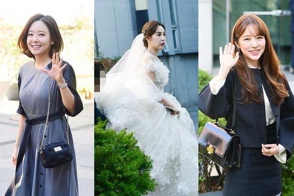 Yoon Eun Hye cùng nhiều sao Hàn dự đám cưới Kan Mi Yeon - Hwang Paul