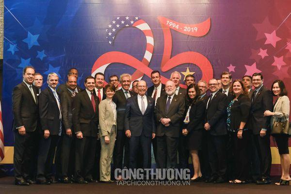 AmCham tiếp tục là cầu nối giữa doanh nghiệp Hoa Kỳ với thị trường Việt Nam