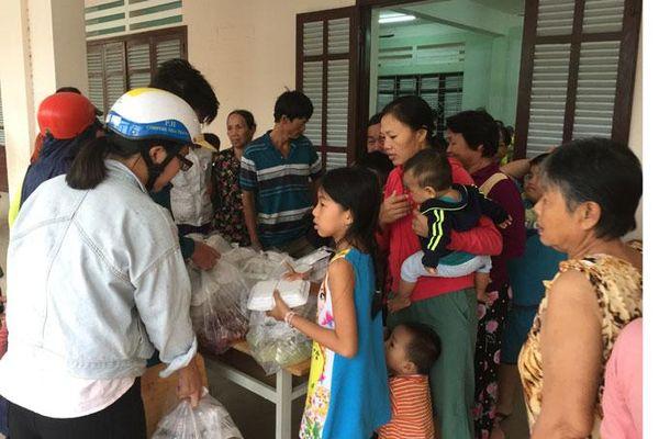 Nha Trang đã di dời 629 hộ với 2.385 người dân