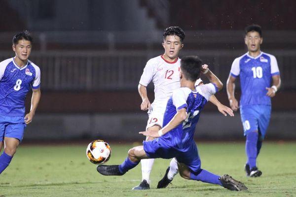 Bảng xếp hạng nhì bảng vòng loại U19 châu Á: U19 Việt Nam chắc suất đi tiếp