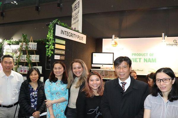 Sản phẩm organic Việt Nam đến với người tiêu dùng New Zealand