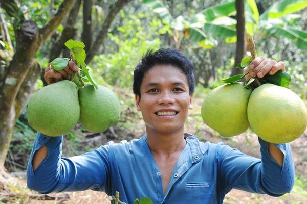 Đóng góp miệt mài của nông dân cả nước