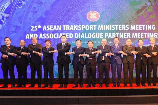 Tăng kết nối GTVT vì mục tiêu khối ASEAN thông suốt