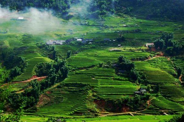 Du lịch phát triển nâng tầm cho bất động sản Lương Sơn, Hòa Bình