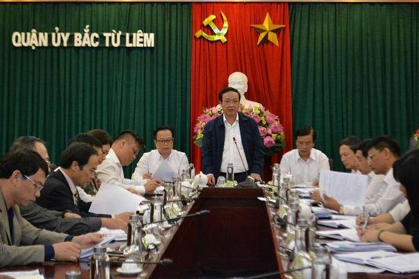 Phó Chủ tịch UBND TP Nguyễn Thế Hùng: Tập trung giải quyết ngay vấn đề nóng công dân phản ánh