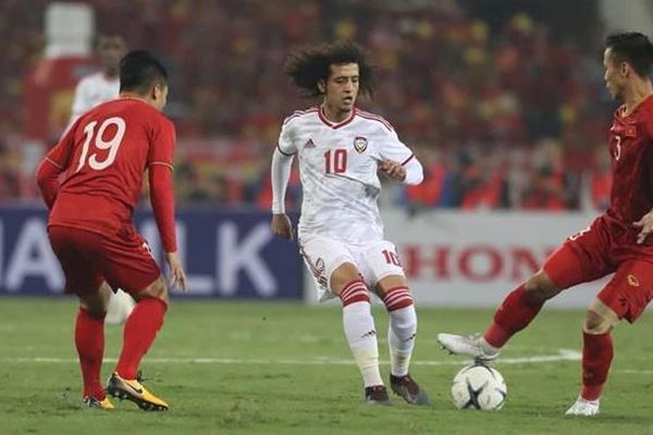 Việt Nam 1-0 UAE: Tái hiện lịch sử ở Mỹ Đình
