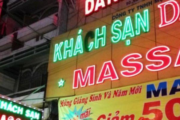 Bóc trần kinh doanh mại dâm trá hình ở các 'động vui vẻ' ở Việt Nam