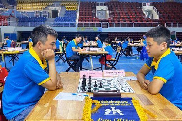 Khai mạc Giải vô địch cờ vua các đấu thủ mạnh toàn quốc năm 2019