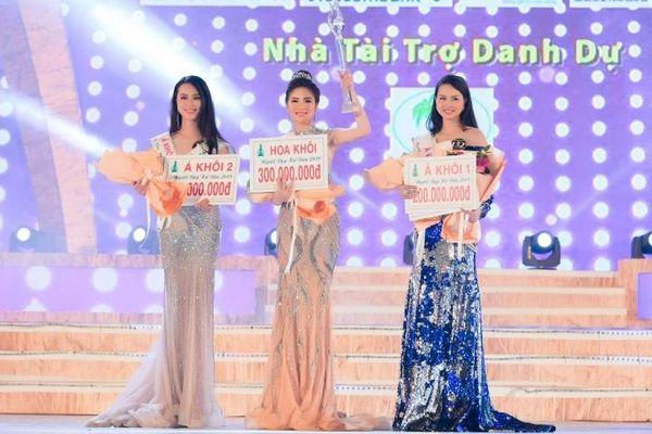 Chung kết cuộc thi Người đẹp Xứ Dừa