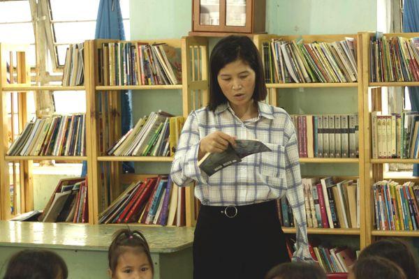 Tâm tư nhói lòng của 2 cô giáo vùng cao