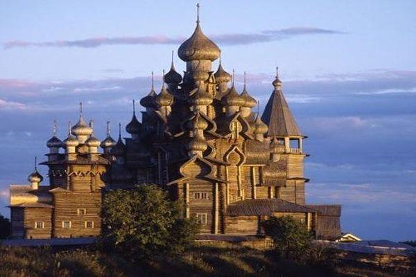 Preobrazhenie Gospodnya - Nhà thờ gỗ độc đáo lâu đời nhất nước Nga