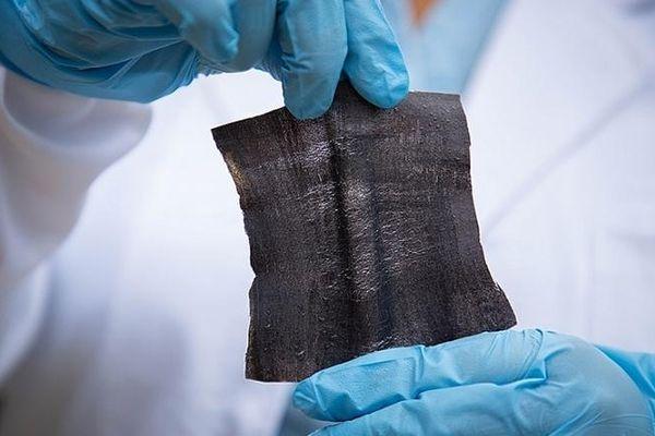 Kỹ thuật in laser sản xuất vải số hóa chống thấm nước trong vài phút