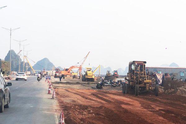 TP Hạ Long: Đẩy nhanh tiến độ các dự án trọng điểm