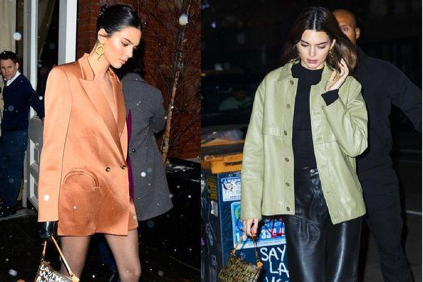Kendall Jenner lăng xê hàng hiếm của Louis Vuitton từ năm 2001?