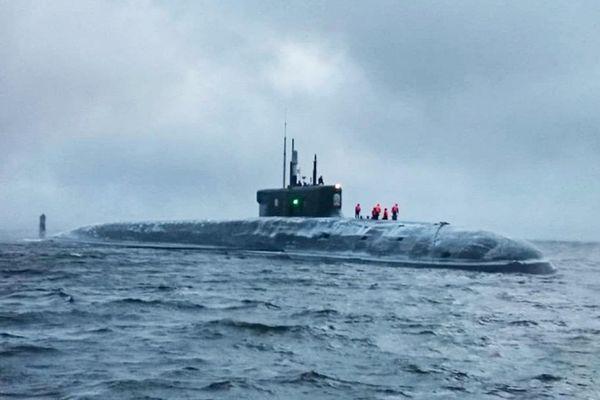 Tàu ngầm 'nguy hiểm nhất thế giới' của Nga hoàn thành thử nghiệm nhà nước