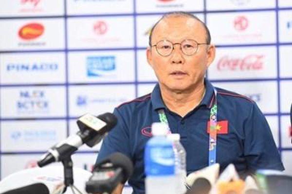HLV Park Hang-seo: Toàn đội cần chơi tốt hơn qua từng trận đấu