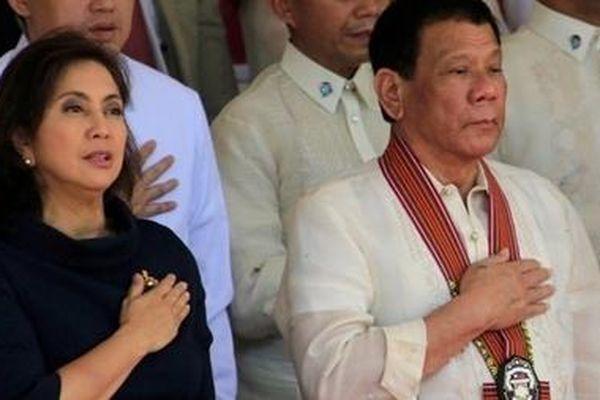 Phó Tổng thống Philipines dọa 'vạch trần' Tổng thống Duterte
